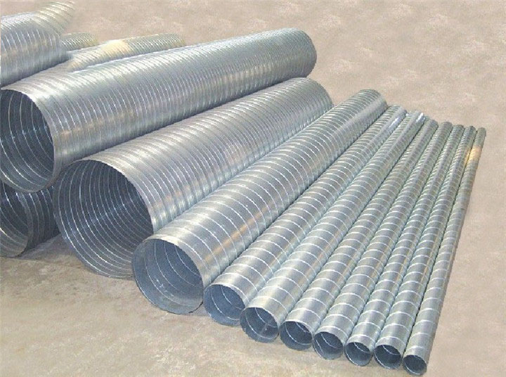 <b>武汉不锈钢风管有哪些特点?</b>