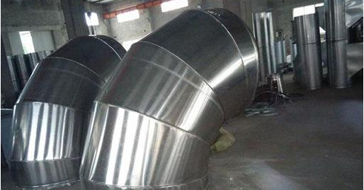 介绍不锈钢焊接风管的安装规定!