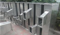 焊接风管使用优势有哪些?